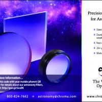 Precision Filters for Astrophotography