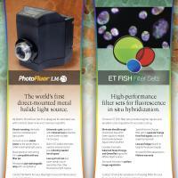 PhotoFluor LM-75 / ET FISH Filter Sets