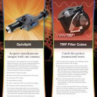OptoSplit / TIRF Filter Cubes