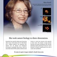 Women In Science - Mina Bissell