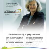 Women In Science - Elizabeth Blackburn
