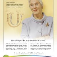 Women In Science - Janet Rowley