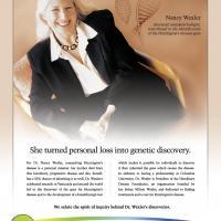 Women In Science - Nancy Wexler